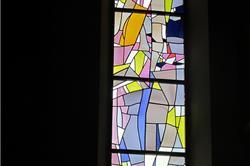 Les Genevez vitrail n°1