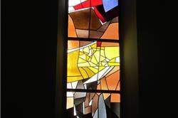 Les Genevez vitrail n°2