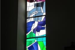 Les Genevez vitrail n°4