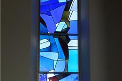 Les Genevez vitrail n°5