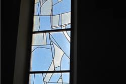 Les Genevez vitrail n°6