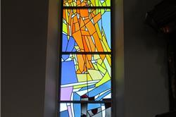 Les Genevez vitrail n°7