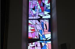 Les Genevez vitrail n°9