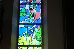 Les Genevez vitrail n°10